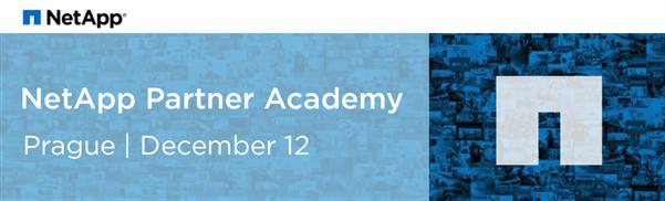 NetApp Partner Academy