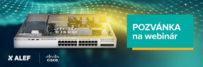 ALEF LIVE Webinar Cisco Catalyst 9200L/9200